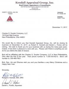 Kendall Letter 3
